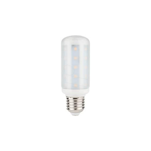 LED Leuchtmittel Röhrenlampe E27 GreenLED Kolbenlampe