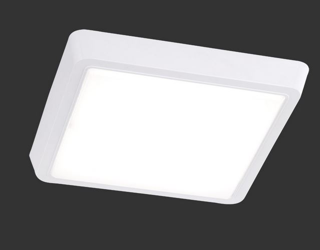 Sparsame LED Deckenleuchte weiß