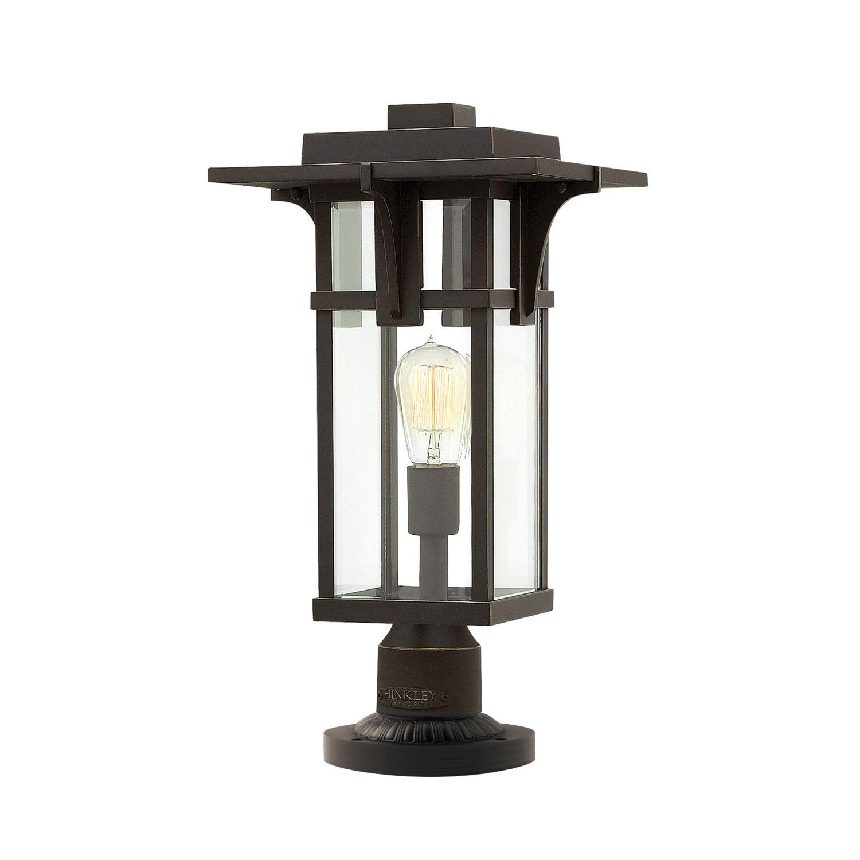 Gartenlampe Stehend in Bronze Vintage Design