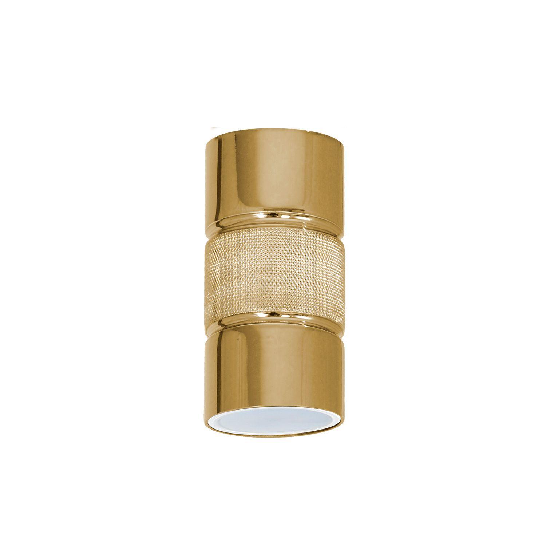 Extravaganter Strahler DITA Gold Modern Design GU10
