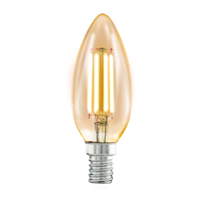 LED Filament Leuchtmittel Edison Lampe E14