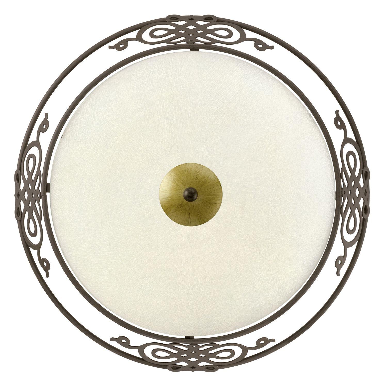 Deckenleuchte Mestre Gold Ø39,5cm 2-Flmg