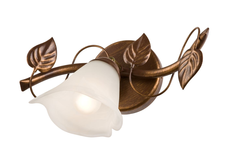 Wandleuchte Floral stilvoll LOELLA Landhaus Lampe