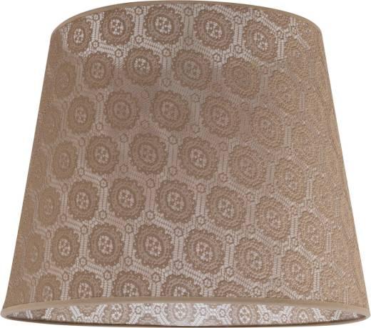 Textil Lampenschirm Hängelampe gehäkelt E27